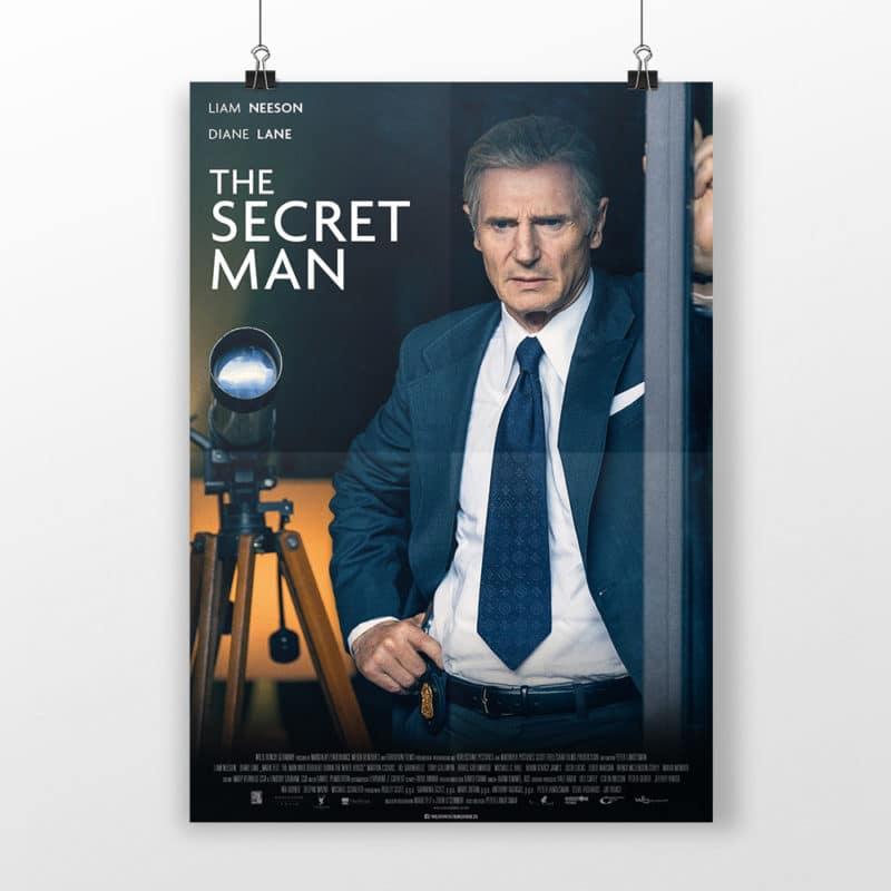 TheSecretMan_Plakat