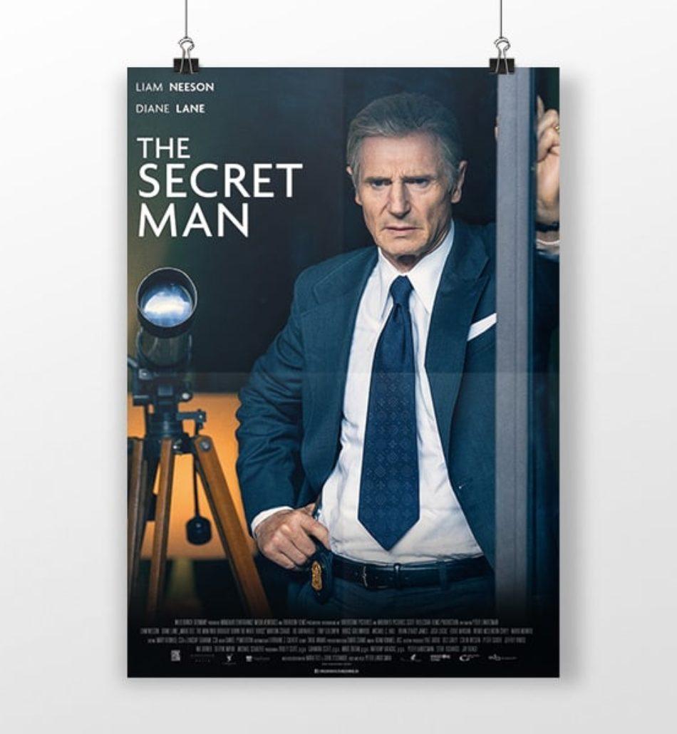 The Secret Man – Artwork
